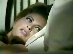 Lovemaking hungry wifey seduces her sleeping hubby kissing his ear