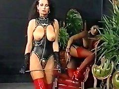 Lady Female Dominance-Princess #1, 1987 Teresa Orlowski,Jeannie Pepper Part 1