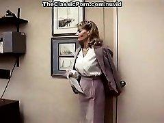 Lee Caroll, Sharon Kane in fur covered gash eaten and