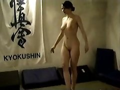 Naked Brown-haired Catfight