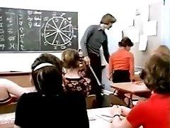 Lasse Dark-skinned : Schoolgirla Education
