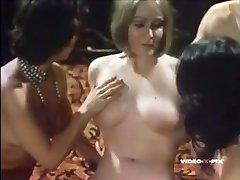Lesbian Couple Seducing a Hetero Duo 1973