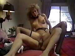 Classic Pornography Star Amber Lynn Creampied