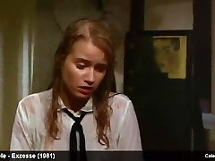 Jane Birkin & Karina Fallenstein nude and explicit vignettes
