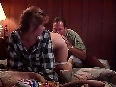 Mind-blowing adult movie star Tiffany Mynx in crazy cunnilingus, hairy sex scene