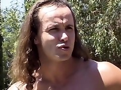 Kinky superstar Logan Labrent in amazing big tits, vintage adult clip