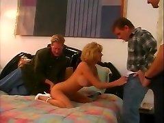 Incredible superstar in insane anal, dp sex scene