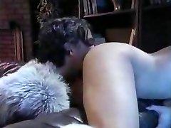 Ashlyn Gere plows a caveman