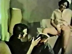 Very senior vintage preggo video