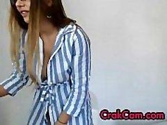 Sexy adolescent dance - crakcam.com - live hump cam - some