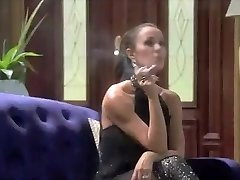 Exotic homemade Dark Haired, Fetish adult clip