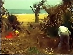 Nude Beach - Vintage African BBC Without A Condom