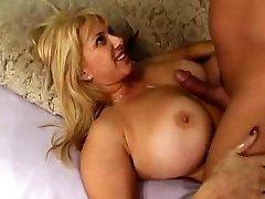 Classic Mature, Huge Tits, Big Clit and Anal