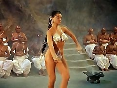SNAKE DANCE - vintage softcore dance tease (no nudity)