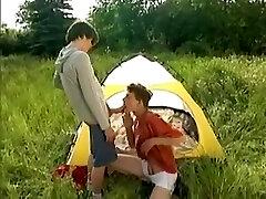 Roman and Josh Outdoor Bang-out