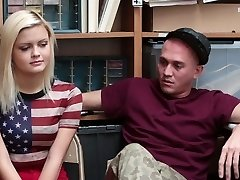 Shoplyfter - Girlfriend Fucked By Sleazy Officer and Beau Watches