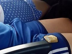 Str8 bulge in bus part 1