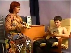 What is the Name of Russian Mature Milf ?