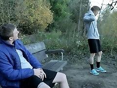 NextDoorBuddies Tom Faulk Exposes Weenie in Public