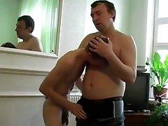 Father Fucks his Boi