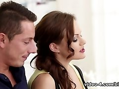 Tina Kay & Nick Gill & Andy West in Entice My Ac/dc Beau! - BiEmpire