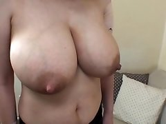wife's giant lactating wobblers 1
