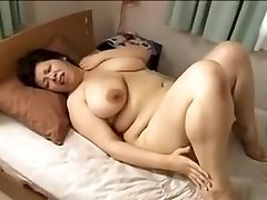 Japan big charming woman Mamma