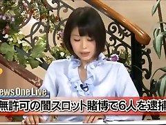 oriental newsreader
