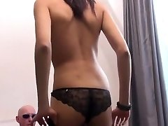 Nice-looking casting amateur arab girl