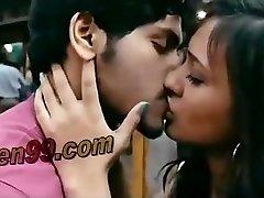 Indian kalkata bengali acctress hawt kissisn scene - teen99*com