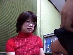 CFNM Japanese Cumshots