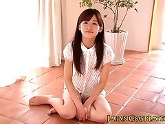 Japanese teen pussylicked previous to facial