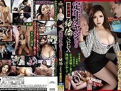 Best Japanese floozy Marina Aoyama in Eager cunnilingus, gangbang JAV video