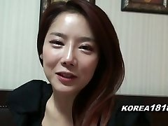 KOREA1818.COM - Sexy Korean Gal Filmed for SEX