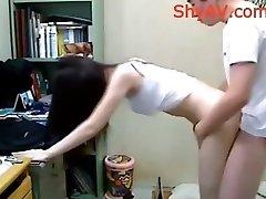 Chinese University Student Homemade Sex