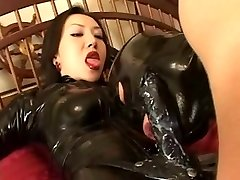 Oriental Mistress. Latex