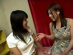 Japanese lesbian girls