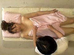 Perverzní Japonská široké bere péro na skrytá kamera masáže video
