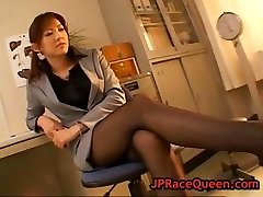 Enchanting hiromi aoyama gets slit licked part6