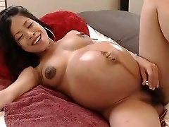 1fuckdatecom Hawt little pregnant asian