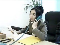Korean lewd nurse bonks with doctor