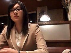 Incredible Japanese model Tamaki Kadogawa in Exotic JAV scene