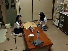 Incredible Japanese whore in Best JAV movie scene