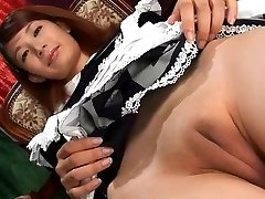 Horny Amateur movie scene with Asian, Solo scenes