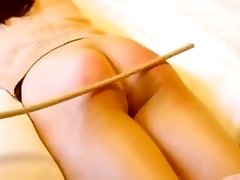 Chinese hotty caning