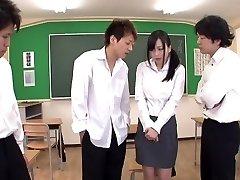 Nozomi Hazuki Uncensored Hardcore Clip