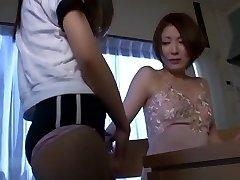Hot Asian Schoolgirl Seduces Infirm Teacher