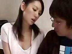 Japanese teacher and student sex scene