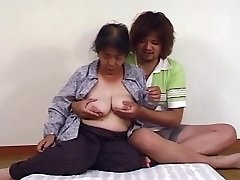 japanese granny unsightly