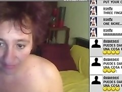 Romanian Older Web Camera whipped katja ma
